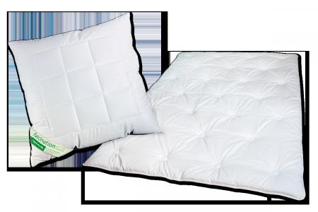 Bettwaren - Kissen und Decken
