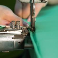 Näharbeiten in Perfektion beim Matratzenhersteller Franke Matratzen