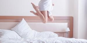 Matratzenhärte - Fachwissen zu Raumgewicht und Stauchhärte