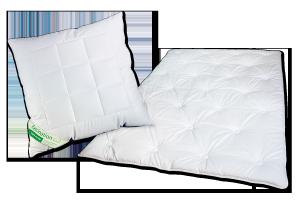 Bettwaren mit Kissen und Decken - Franke Matratzen