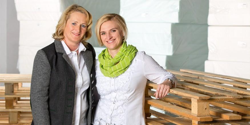 Edeltraud und Melanie Franke - Franke Matratzen