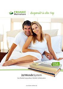 Prospekt 2in1-Wende-Schlafsystem - Franke Matratzen