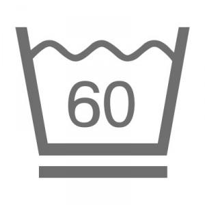 60 °C Schonwaschgang