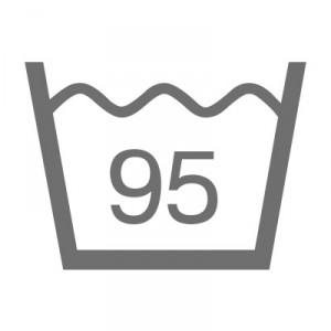 95 °C Wäsche