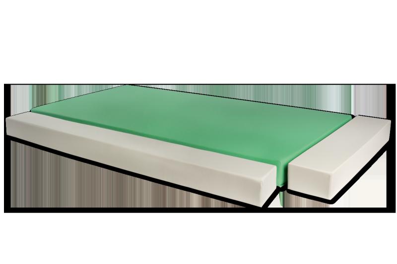 Matratzenverlängerung oder Matratzenverbreiterung